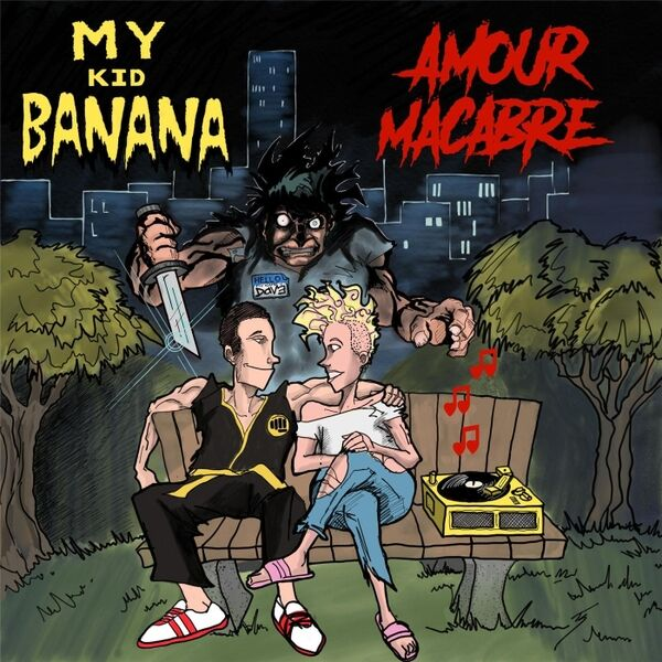 Cover art for Amour Macabre